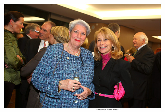 15. Anne Lacroix et Geneviève Watine
