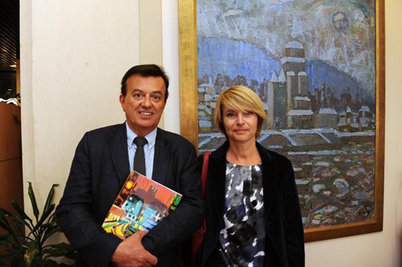 17. Jacques Rouch (RLE) et Isabelle Carru (Prao)