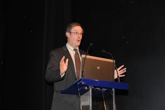 17. Bernard Gay, président de la Fédération du Crédit Mutuel du Sud-Est