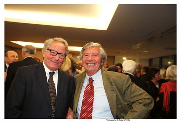 17. Claude Flotard et Jérome Brossette