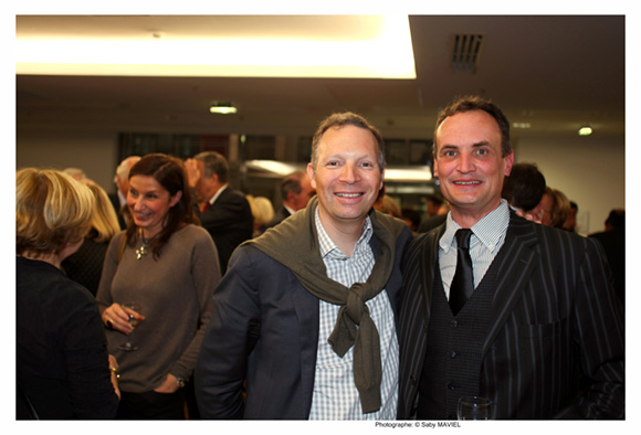 18. Marc Balay (Sogelim Dyxence) et Frédéric Genin, expert-comptable (Cabinet Genin)