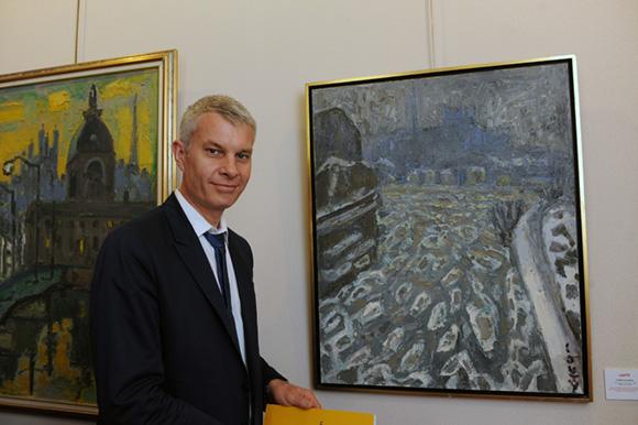 20. Jérôme Maleski, premier adjoint du maire du 3ème