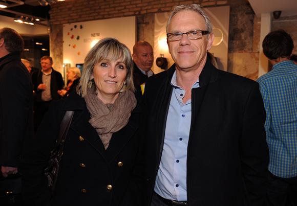 20. Béatrice Treuillet (Ville de Lyon) et son époux Didier (NC2)
