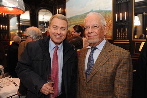 21. Jacques Leval (Crédit Mutuel) et Pierre Crouzoulon