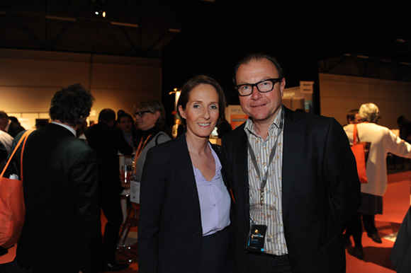 2. Fabienne Billat (Networking) et Jacques Chalvin (Double Mixte)