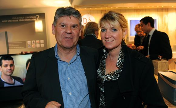 22. Jean-Louis Durand (Iwis) et son épouse Joëlle (Volvo)