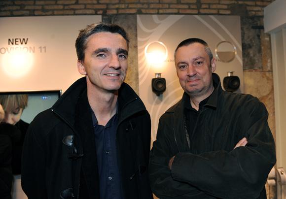 24. Jean-Marc Terru (Paredes) et Hervé Chabanny (Motortech)
