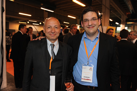 25. L'horloger Jean-Louis Maier et Olivier de la Clergerie (LDLC.Com)