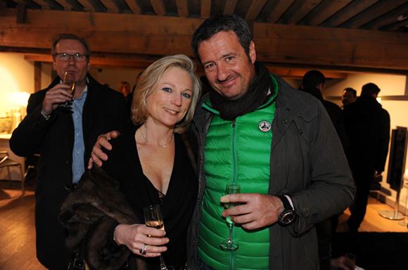 26. Bertrand et Nathalie Malher, Olivier Grégoire