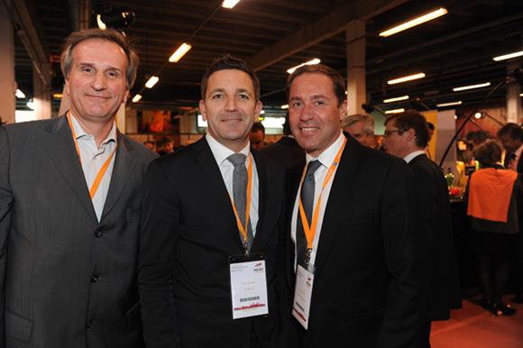 26. Frédéric Pichon (SDS), Sylvain Barbier (AF Neowi) et Alexandre Faure (Alcaix & Associés)