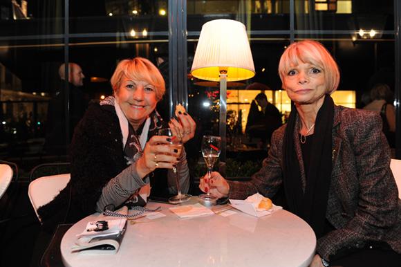 27. Emilienne Simeone et Liliane Couinet (Crédit Mutuel)