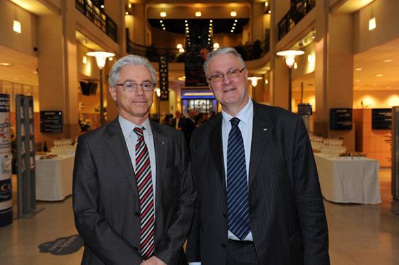 2. Pascal Petris et Jean-Luc Duflot (LCL)