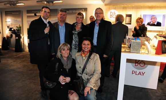 28. Béatrice Treuillet (Ville de Lyon), son époux Didier (NC2), Florence Lignon (Agility), Fabrice Fayard (Mylan), Florence Lignon (Agility) et Fabrice Fayard (Mylan)