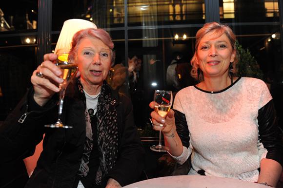 28. Monique Chavent et sa fille Catherine (Clinique Notre Dame)