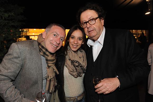 29. Stéphane Casez, Marion Gervais et Philippe Vorburger (Comédie Odéon)