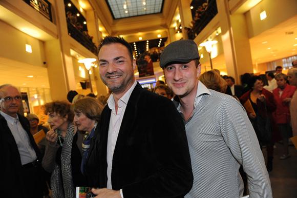 30. Christian d'Aubarède (Tonic Radio) et Jean-Marc Robert (Tonic FM)