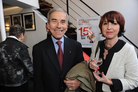 3. Jacques Calzia, expert de justice et Isabelle Maréchal (Dyomedea)