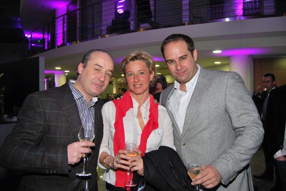 31. Richard Thavel (SCP Zerbib), Isabelle Peyronnet et Stéphane Edelstein