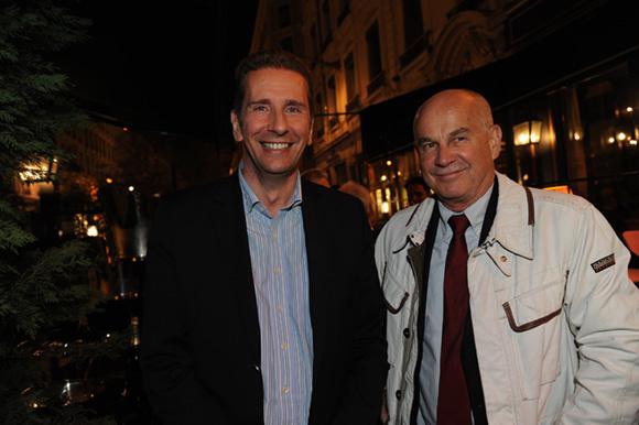 31. Gilles Gautier et Marc Volpe (Crédit Mutuel)