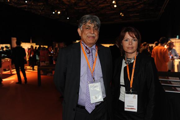 3. Manan Atchkezai et Sandrine Neuzeret (SFIP Sécurité)