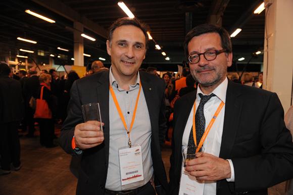 31. Thierry Roche (Atelier Thierry Roche & Associés) et Benoit Quignon (Grand Lyon)