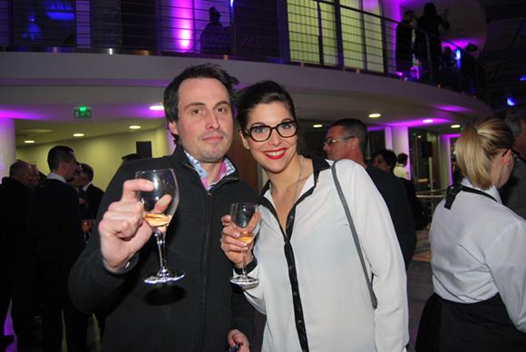 34. Franck Girardet (Invefi) et Audrey Chauvel