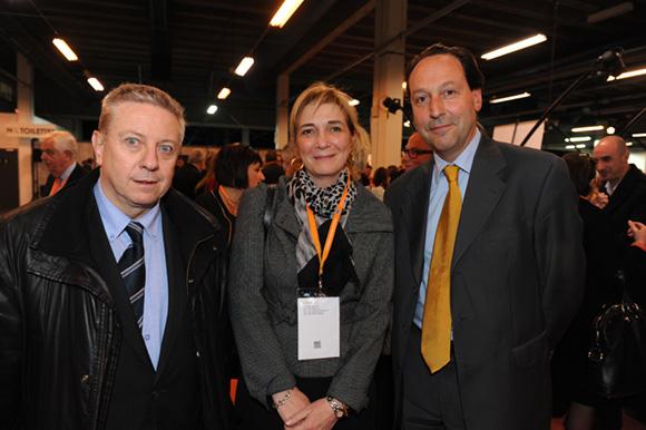 37. Bernard Guth, Marie-Alexandrine Bolzinger (Université Lyon I) et Lionel de Poncin (Ezus Lyon)