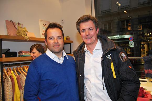 4. Romain Pelosse et Benoît Garcier