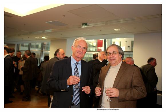4. René-Pierre Furminieux (APORA) et Robert Posse (Ceser)