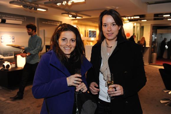 4. Laurie Boyer et sa sœur Sophie