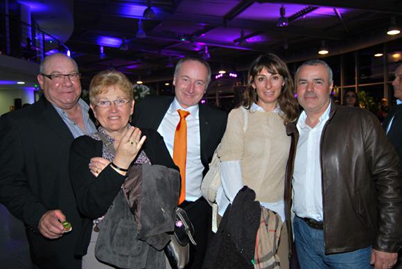 50. Alain & Bernadette Marcon, Laurent Bourgin, Jacques et Muriel Valenti (SARL Valenti)