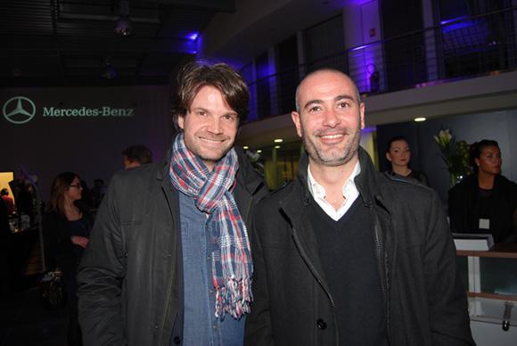 51. Damien Corsant (Melbourne) et Aurélien Mannimo (K-dis)