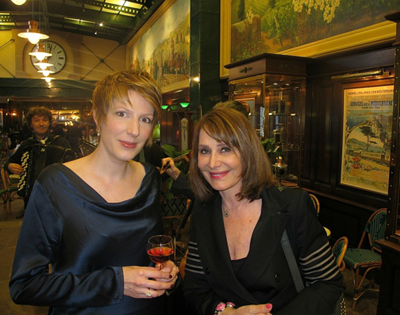 5. Natacha Polony et Françoise Petit