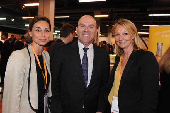 53. Sarah Fatton (Le petit Monde), Bruno Bonnell (Robopolis) et Sidonie Mérieux (Her Value)