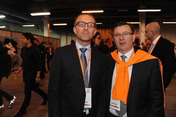 60. Thierry Barrandon et Paul Rolland (Métallurgie Rhodanienne)