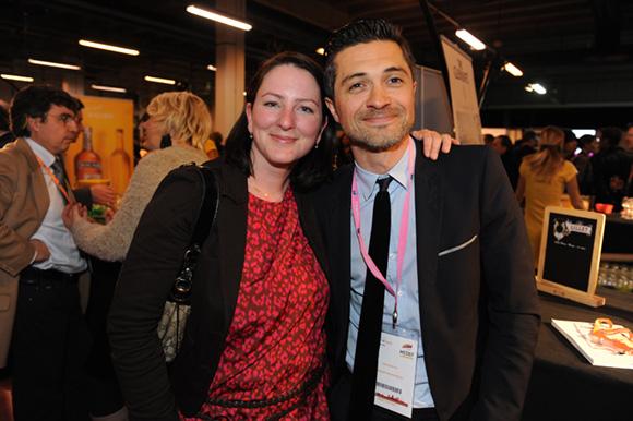 65. Cécile Mazaud (MEG) et Lionel Montero (Medef)