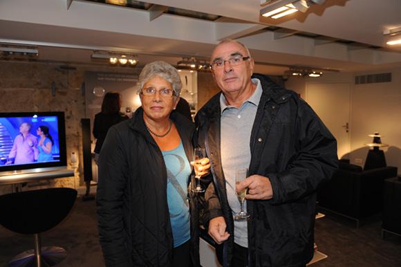 7. Margueritte Menu et son époux Jean-Paul