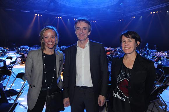 72. Marie Chambodut (KPMG), Bruno Rousset, président d'April et PDG d'Evolem  et Stéphanie Polette (Journal des Entreprises)
