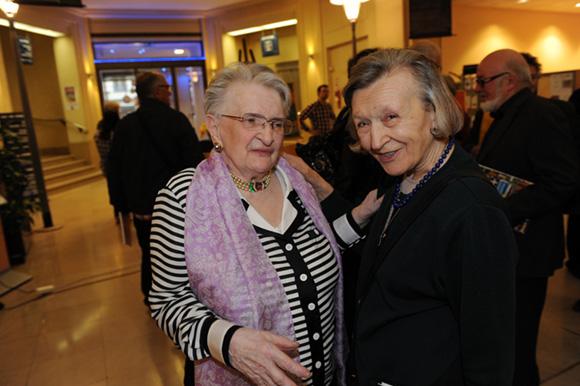 8. Simone Couty et la comtesse Philippe Engelhard