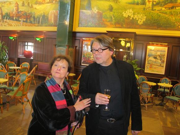 8. Dominique et Alain Vavro