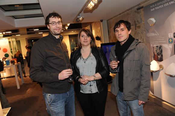 9. Arnaud Thomas (Asylum), Nathalie Cekic et Jordan Prot (Asylum)