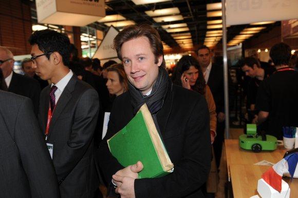 Boris Vallaud. M. Najat nommé directeur de cabinet d'Arnaud Montebourg