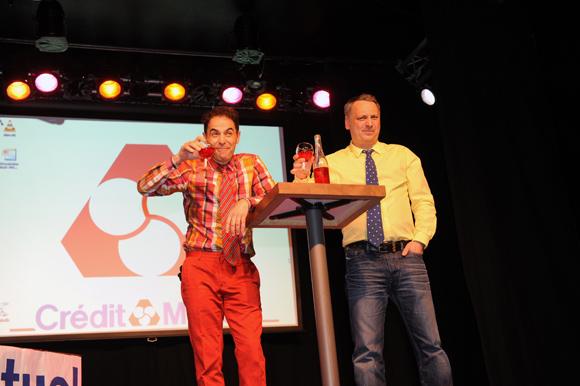 36. Thierry Fillon et David Pagliaroli (Les piliers de comptoir)