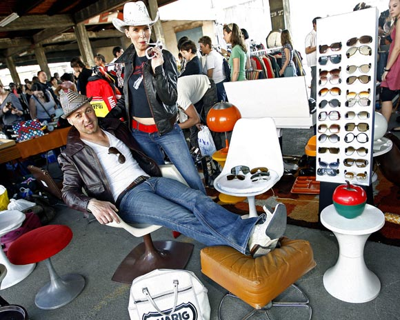 La d ferlante vintage va s abattre sur lyon - Salon de la mode vintage lyon ...