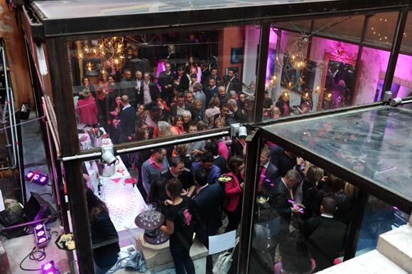 « Pink party » à la Tour Rose