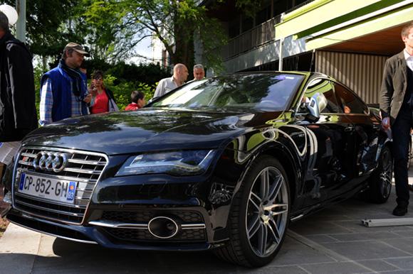 10. Audi S7 V8 Quattro S Tronic Sportback, 2012, adjugée 62 000 euros
