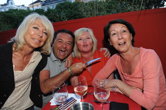 10. Myriam, Chris, Pascale et Catherine