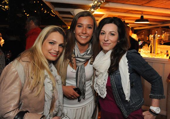 10. Caroline, Marion et Christelle