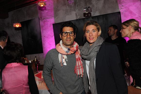12. Sébastien Boulisset et Stéphanie Chevalier (Régie Prod)