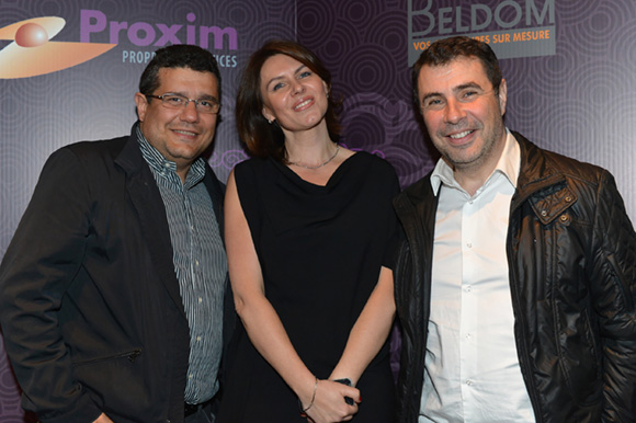13. Laurent Chabbat et Charles Couty (Tonic radio)